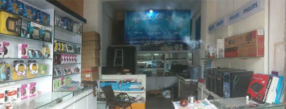 莆田电脑维修,莆田友伟电脑南郊市场店